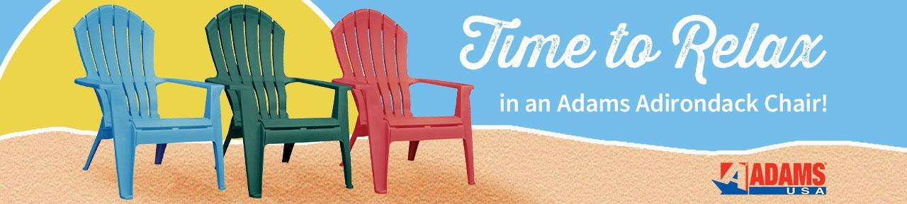 Adams Adirondack Chairs