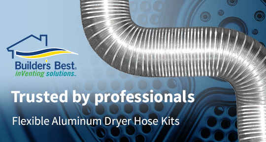 Builders Best Dryer Hose Kits