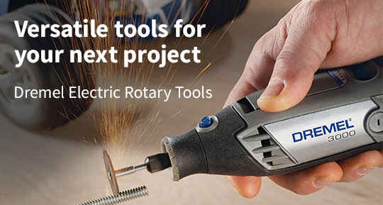 Dremel Electric Rotary Tools