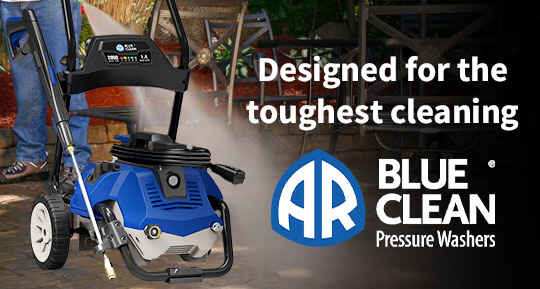 AR Blue Clean Pressure Washers