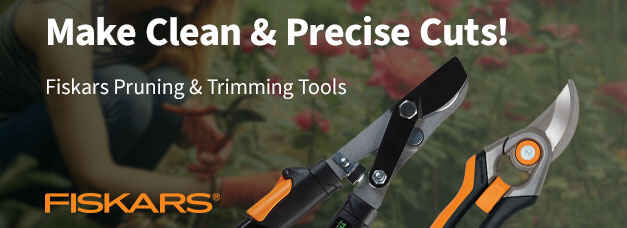 Fiskars Pruning & Trimming Tools