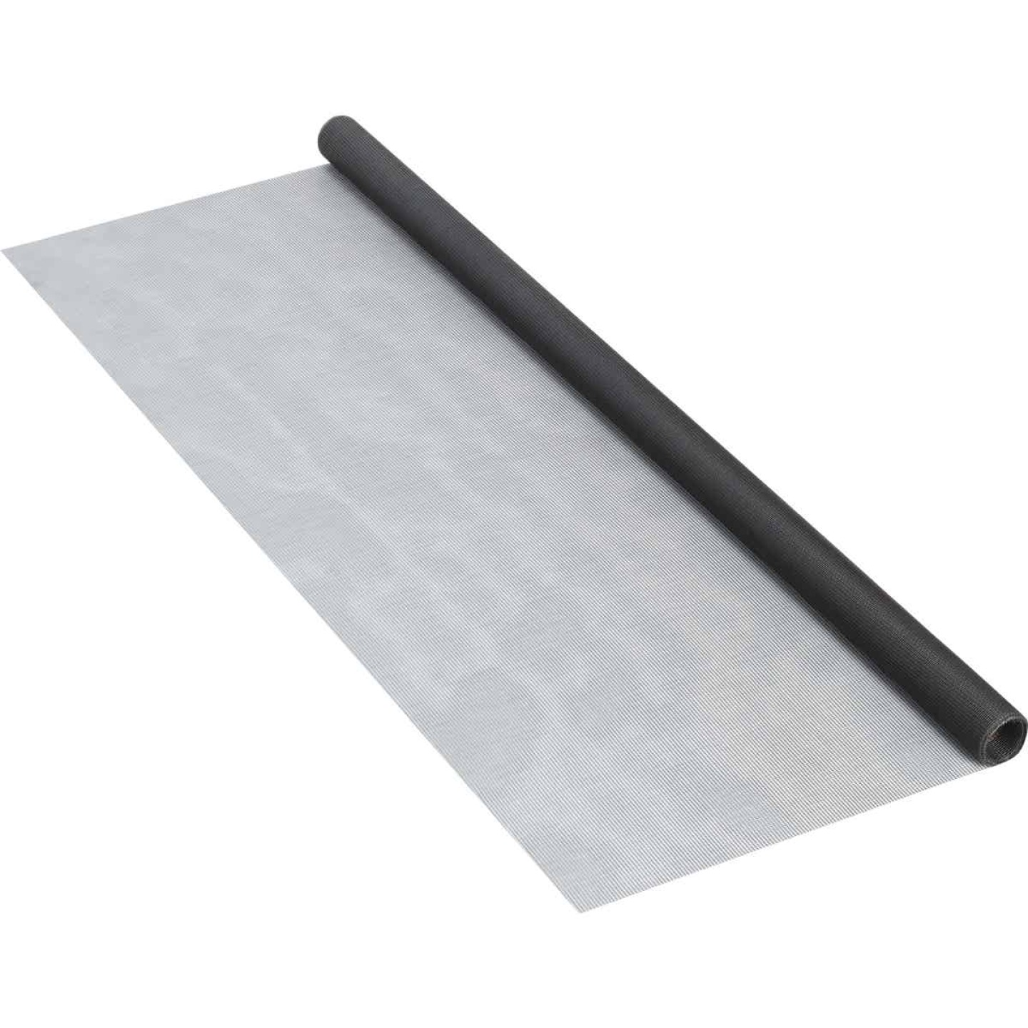 Phifer 48 In. x 84 In. Charcoal Fiberglass Screen Cloth Ready Rolls Image 3