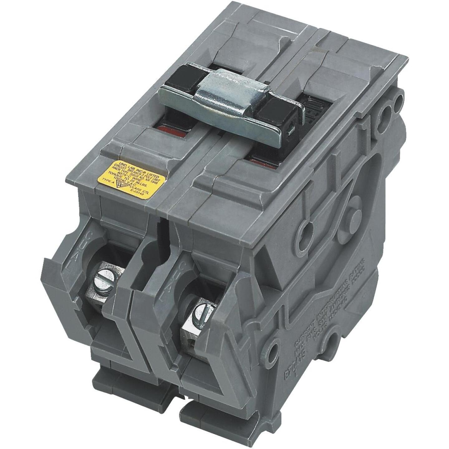 Connecticut Electric 60A Double-Pole Standard Trip Packaged Replacement Circuit Breaker For Wadsworth Image 1