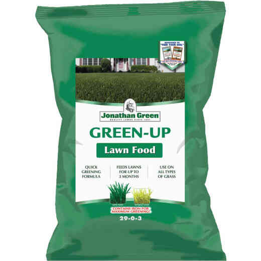 Jonathan Green Green-Up 46 Lb. 15,000 Sq. Ft. 29-0-3 Lawn Fertilizer