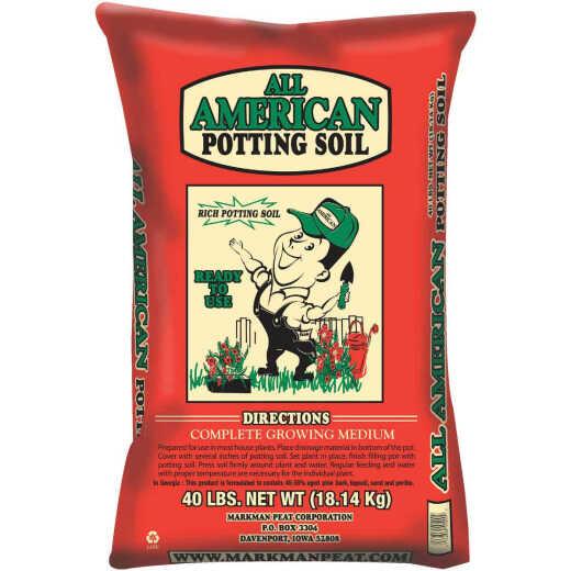 All American 40 Lb. All Purpose Potting Soil