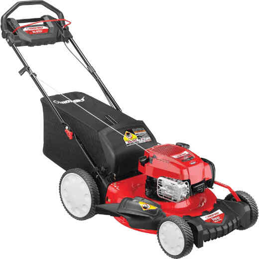 Troy-Bilt 21 In. 159cc OHV Troy-Bilt with ACS, RWD Sel-Propelled Gas Lan Mower