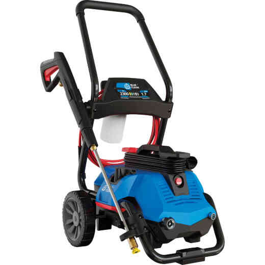 Blue Clean 2300PSI 1.7gpm Cold Water Electric Pressure Washer
