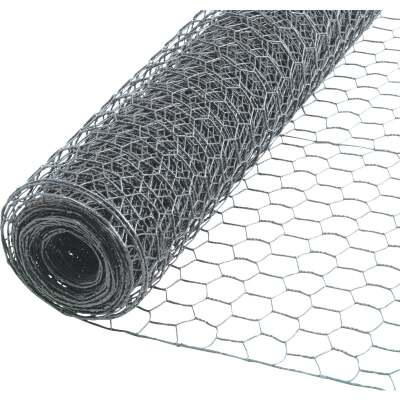Do it 2 In. x 24 In. H. x 150 Ft. L. Hexagonal Wire Poultry Netting