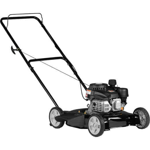 Yard Machines 20 In. 79cc Powermore Push Gas Lawn Mower