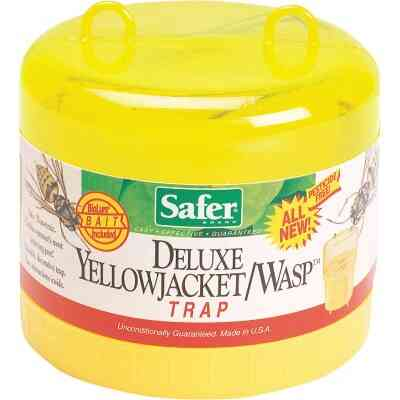 Safer Deluxe Reusable Wasp & Yellow Jacket Trap