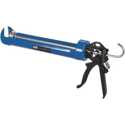 Cox PowerFlow 29 Oz. 12:1 Thrust Professional Cradle Caulk Gun
