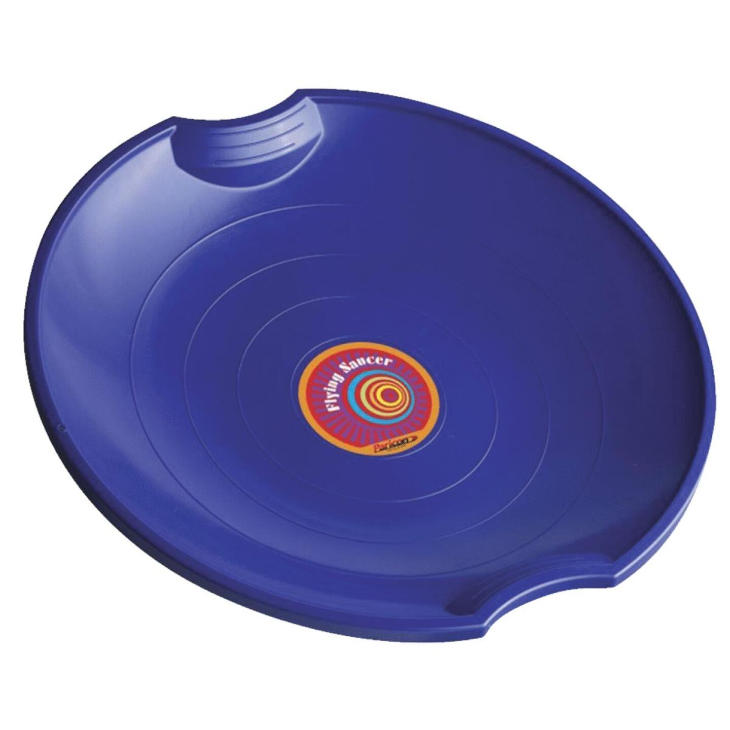 Flexible Flyer 26 in. Polyethylene Saucer Sled Image 1