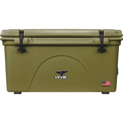 Orca 75 Qt. 90-Can Cooler, Green